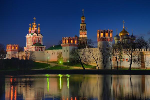Novogyevicsij-kolostor, Moszkva