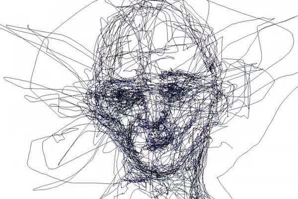 Graham Fink szemmel rajzolt műve