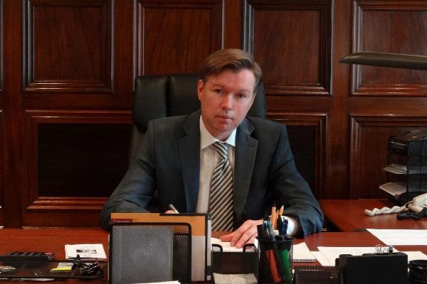 Valerij Viktorovics Platonov, az Orosz Kulturális Központ igazgatója