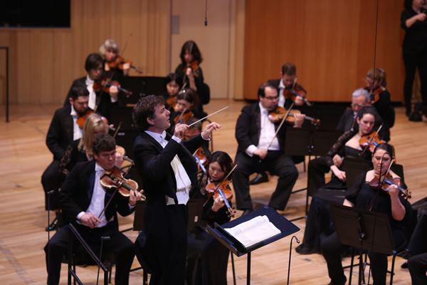 Timothy Redmond és a Concerto Budapest