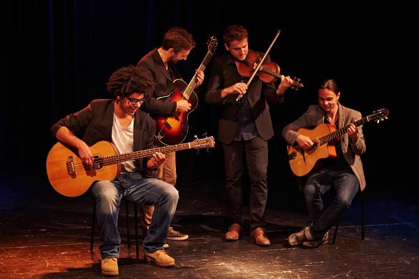 Gala Swing Quartet