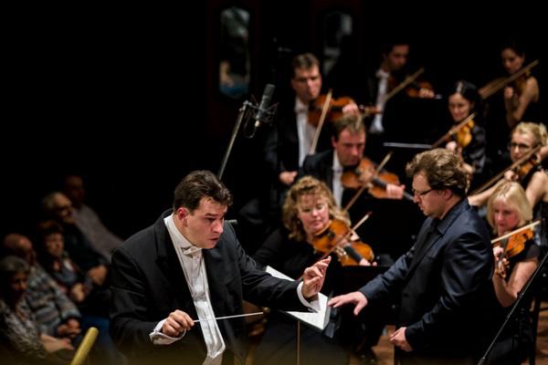 Héja Domonkos és a Miskolci Szimfonikusok