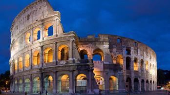 Veszélyben a Colosseum a római metrófiaskó miatt