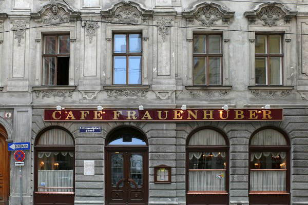 Cafe Frauenhuber (Forrás: Wikipedia)