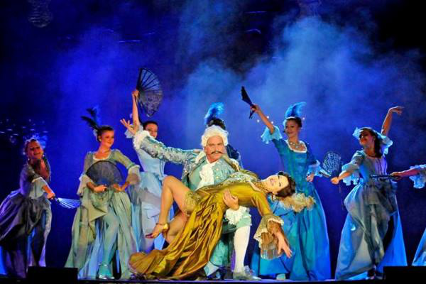 Csínom Palkó (Forrás: Budapesti Operettszínház)