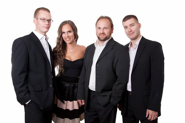 Hajdu Klára Quartet (Fotó: Bene Dóra Blanka)