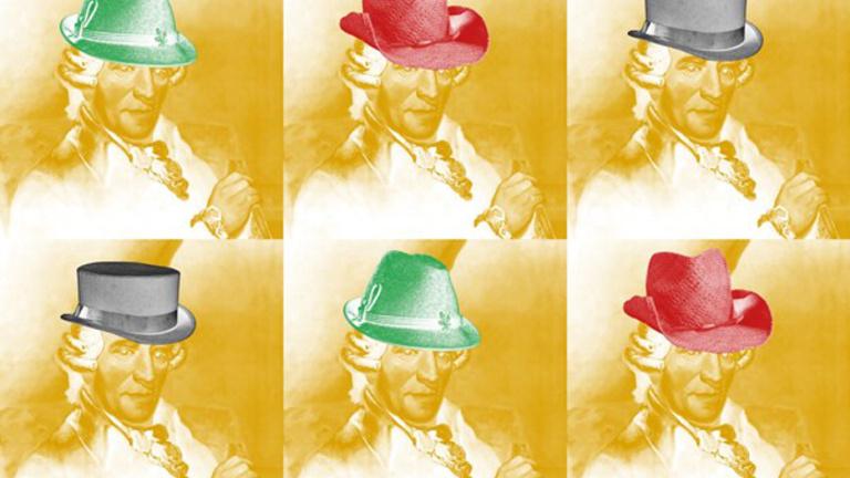 Haydn három nyelven