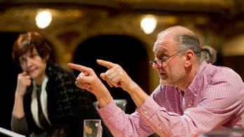 Peter Konwitschny előadása a Budapesti Wagner-napokon