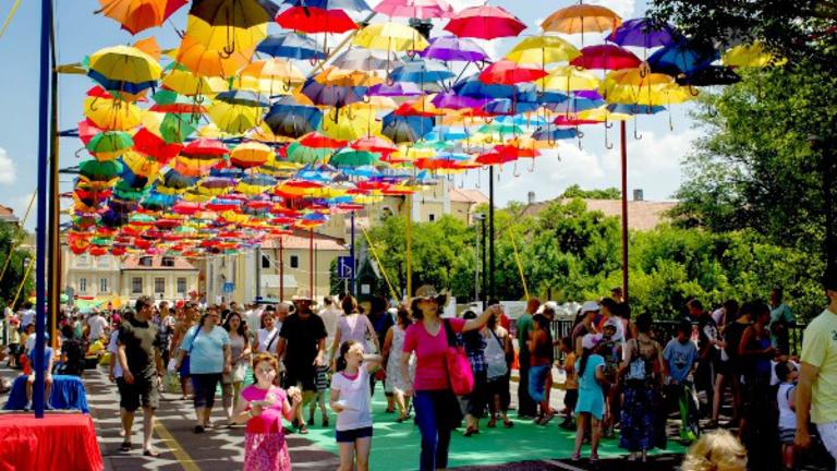 Egy városnyi kaland vár a Győrkőcfesztiválon