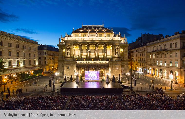 Évadnyitó premier (fottás: Opera, fotó: Herman Péter)