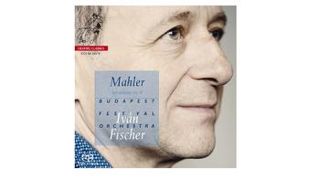 A BFZ újabb Mahler CD-t adott ki