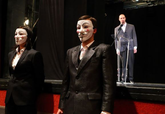Bánk bán - Újvidéki Színház