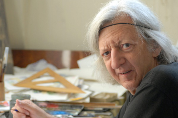 Karátson Gábor (Fotó: Czimbal Gyula, MTI)