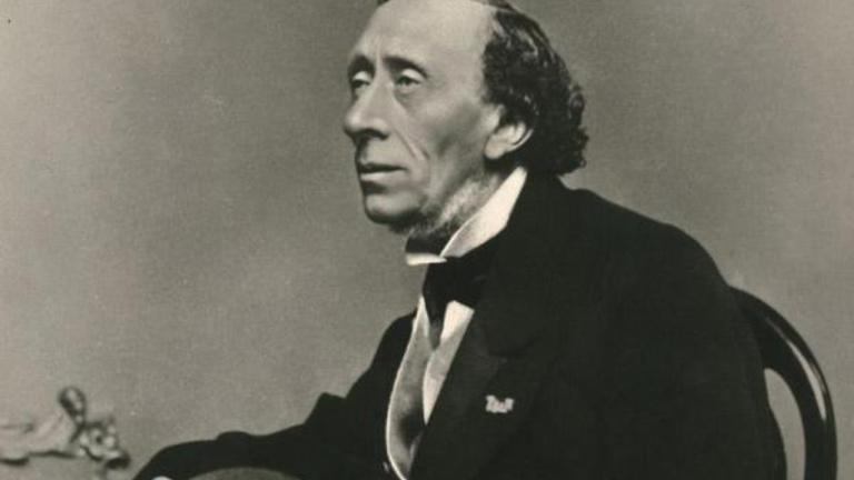Hans Christian Andersen 140 éve halt meg