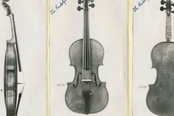 Stradivari-hegedű