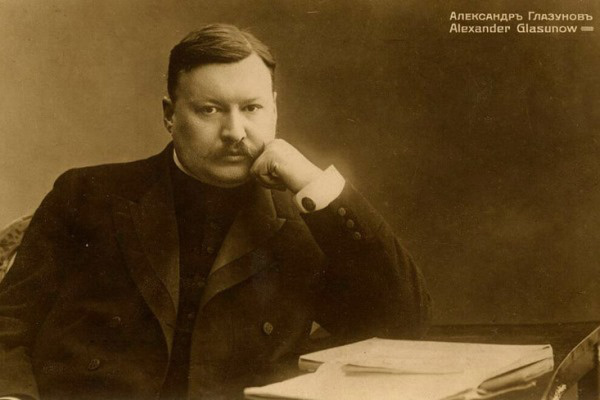 Alekszandr Glazunov