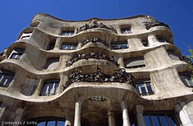 Barcelona építészete egészen egyedülálló