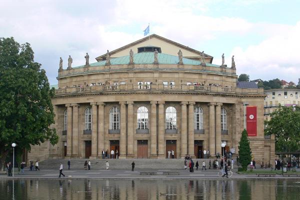 Stuttgart, Staatsoper