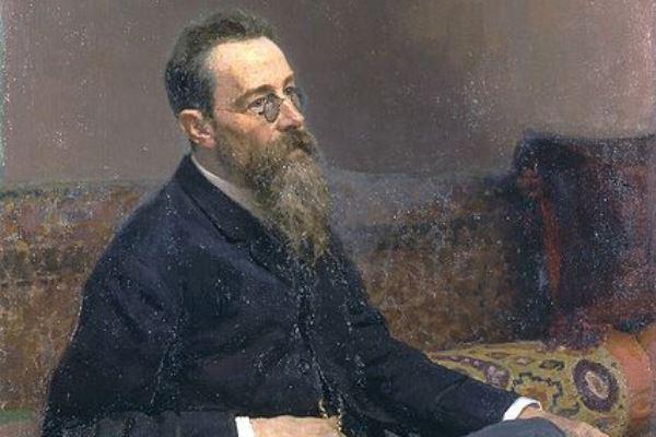 Rimszkij Korszakov (Ilja Repin 1893)