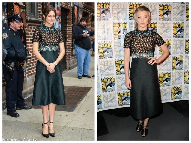 Ez már egy egymilliós Mary Katrantzou-ruha. Egészen pontosan kettő.