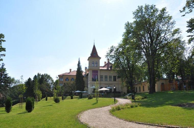 A Vaszary Villa Balatonfüreden
