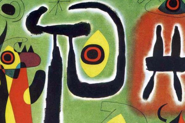 Joan Miró alkotása