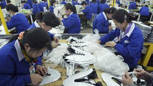 3800 forintból készül a 37 ezres cipő