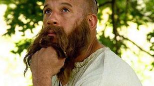 Úristen, ez a szakállas csöves tényleg Vin Diesel?