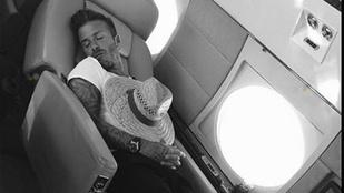 Ugye bármit megadna azért, hogy David Beckham ezt az ön lakásában csinálja?