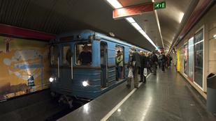 Tűz volt az M3-as metróban a Nyugati pályaudvarnál