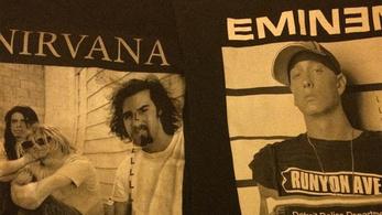 Eminem és a Nirvana kiállta az idő próbáját