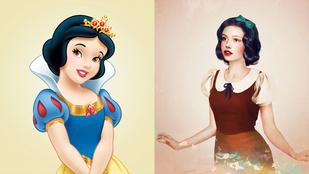 A Disney hősnők jó csajok, a hősök pedig dögös pasik lennének az életben is