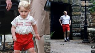 Egy hétig György hercegnek öltözött, de nem lett jobb az élete