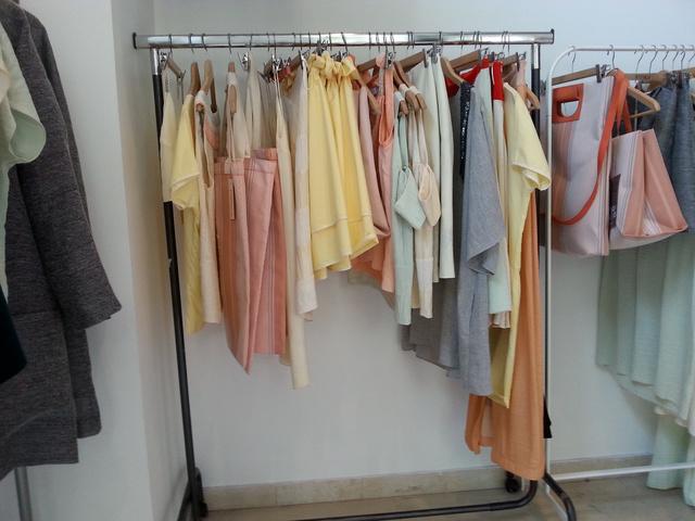 Je Suis Belle ruhák potom pénzért az 581 Pop Up Store-ban.