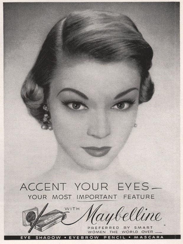 Az 1915-ben alapított amerikai márka ma már a francia L'Oreal kozmetikai cég tulajdonában van. A Maybellinet azonban egy harmincas évei elején járó New York-i kémikus, Tom Lyle Williams alapította, akinek feltűnt, hogy húga szénből valamint vazelinből készített eleggyel teszi füstösebbé szemeit.
