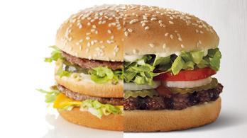 A Burger King megalkotná a McDonald'sszal a világ legdurvább hamburgerét