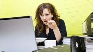 5+1 munkahelyi szokás, ami nem is annyira egészséges