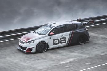 Gyorsnak ígérkezik a vadiúj kupás Peugeot