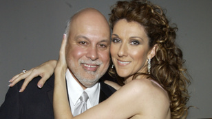 Celine Dion már több mint 25 éve együtt van a férjével, aki a karjaiban akar meghalni