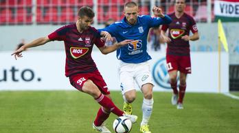 Befejezték a magyar kupacsapatok, a Vidi rúgott gól nélkül esett ki