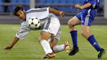 A legsokkolóbb futballadat: Liechtenstein megelőzött
