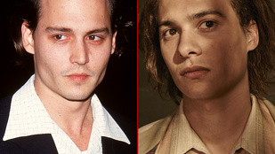 Johnny Deppnek végleg leáldozott, itt az új Johhny Depp