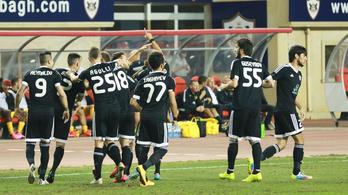 Azeri szellemvárosból az Európa Ligába, Kazahsztánból a BL-be
