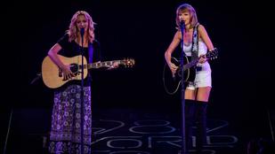 Ha szar a kedve, csak nézze meg Taylor Swift turnéjának eddigi legjobb pillanatait!