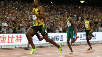 Tudta, hogy ön is olyan gyorsan szedi a lábát, mint Usain Bolt?