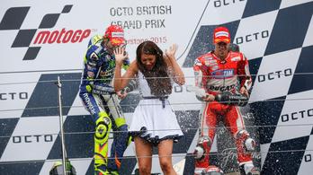 Hiába nyert Rossi, más lopta el a show-t