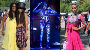 Az Afropunk fesztivál volt a legmenőbb buli a szezonban