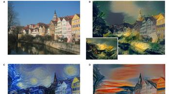 Egy óra alatt kész a legújabb Van Gogh-remekmű