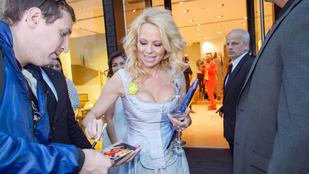 Pamela Anderson idén már nem randizik