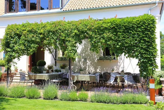Egy kis Provence a Káli Art Innben